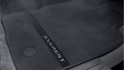 AU114 • Buy Genuine Ford Everest Ambiente Carpet Floor Mats Front Set Of 2 2015-06/2018