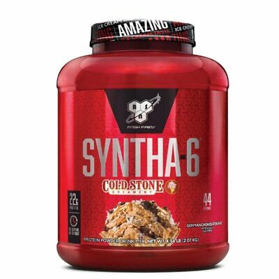 View Details BSN Cold Stone Syntha-6 Protein Powder • 49.95AU