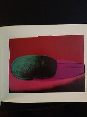 $499 • Buy Andy Warhol *signed* Space Fruit Catalog