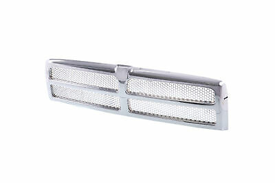$69.05 • Buy Chrome Grille W/ Insert Assembly Fit 94-01 Dodge Ram Truck 1500 2500 3500