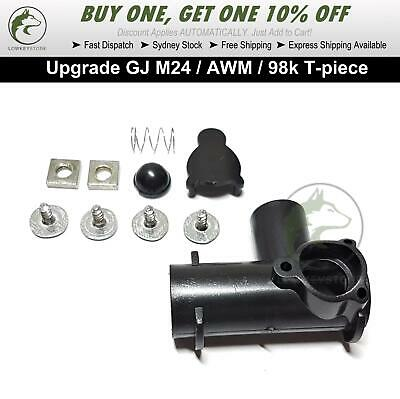 AU10.99 • Buy Replacement T-piece For GJ AWM M24 98k Kar Gel Blaster TPC Parts Inner Barrel