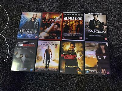 I Robot, Four Brothers, War, A Man Apart, Alpha Dog, Running Scared, Taken And S • 15£