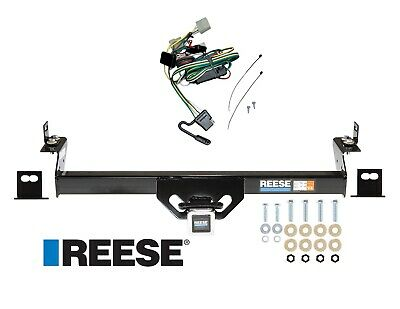 $222.40 • Buy Reese Trailer Tow Hitch For 95-04 Toyota Tacoma W/ Wiring Harness Kit