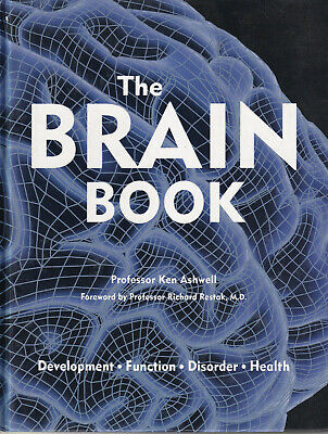 $22 • Buy THE BRAIN BOOK: Development, Function, Disorder, Health (2012 Hardcover) (F)