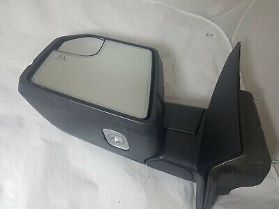 $299 • Buy 2015-19 Ford F-150 Left Mirror, Power Fold,turn Signal,,heat,auto Dimming,puddle