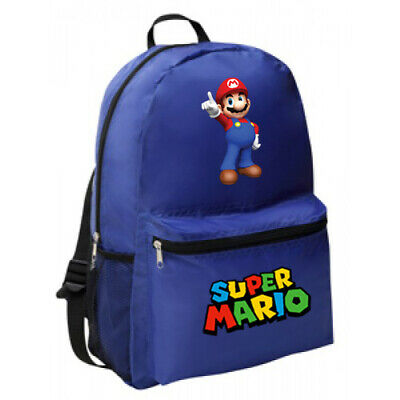 Super Mario School Bag Backpack • 9.99£