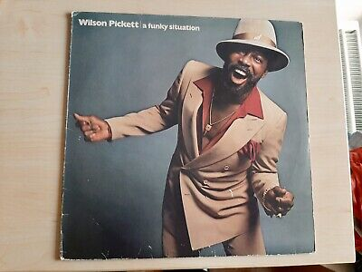 £5.64 • Buy Wilson Pickett – A Funky Situation Lp