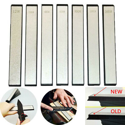 $3.29 • Buy Woodworking Diamond Sharpening Stone Dual Grit Hone Knife Blade Sharpener