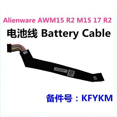 $ CDN35.79 • Buy For Alien Alienware M15 R2 Battery Cable 0KFYKM