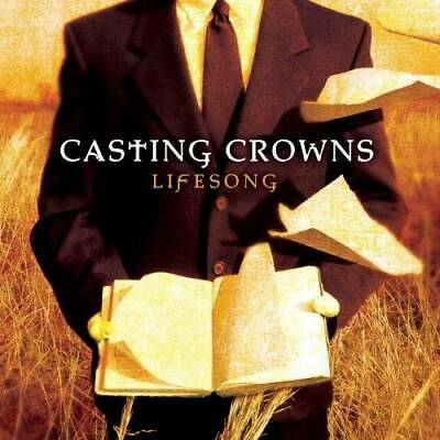 $6.39 • Buy Lifesong - Audio CD By CASTING CROWNS - VERY GOOD