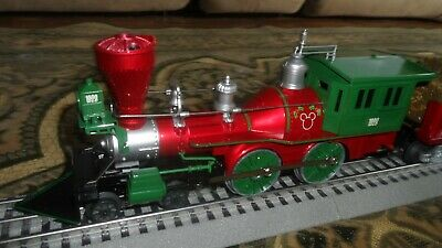Lionel LionChief Disney O-Gauge Remote Train Set Straight Track And Remote Only! • 100$