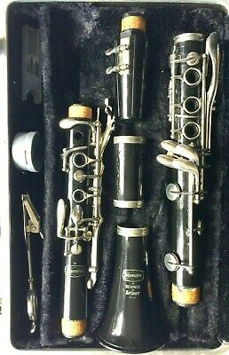 $89.99 • Buy Excellent Selmer Bundy Resonite Student Level Usa Made Clarinet & Hard Case