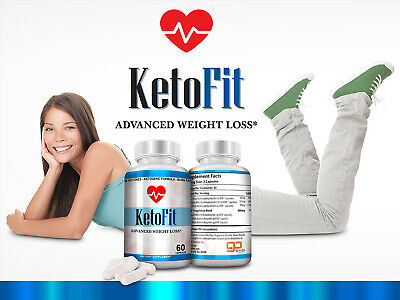 $18.50 • Buy Keto Fit Advanced Weight Loss Formula, Supress Apetite Ketosis Booster