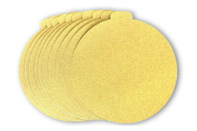 $ CDN43.36 • Buy 5 Inch PSA Adhesive Sticky Back Tabbed Sanding Discs (100 Pack, 120 Grit)