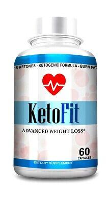 $24.48 • Buy Keto Fit Advanced Weight Loss  Diet Pills, Help Supress Appetite. Block Carb
