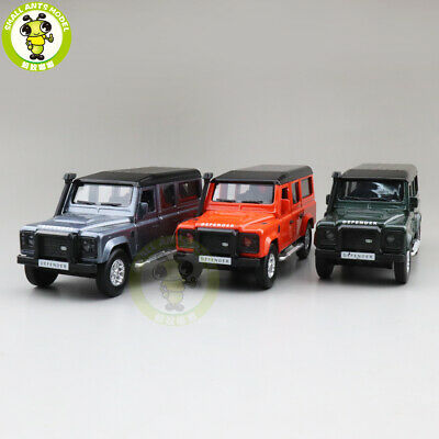1/36 Land Rover Defender 110 Diecast Model Car Suv Toys Kids Boys Girls Gifts • 7.99£