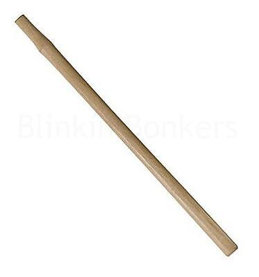 £8.19 • Buy Sledge Hammer Handle Solid Wooden Wood Heavy Duty Long Spare Replacement Shaft