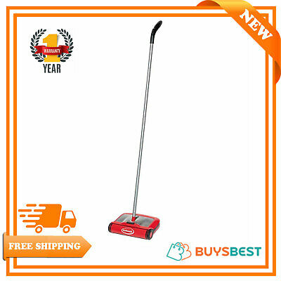 Ewbank Hard Floor Cleaning Manual Sweeper And Duster Red - EW0310 • 15.99£