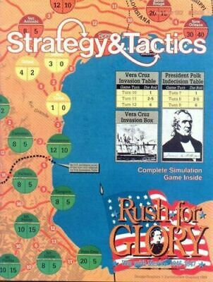 Strategy & Tactics: Rush For Glory War With Mexico 1846-1847 • 20$