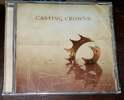 $6 • Buy Casting Crowns CD / SEALED Self Titled ST S/T- 2003 Beach Street Records