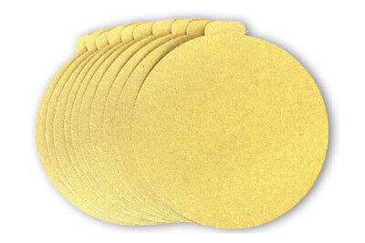 $ CDN43.36 • Buy 5 Inch PSA Adhesive Sticky Back Tabbed Sanding Discs (100 Pack, 400 Grit)
