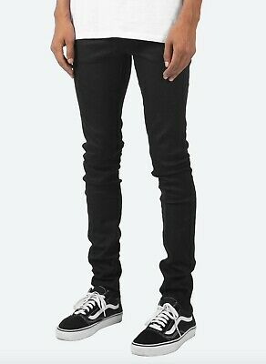 $ CDN38.93 • Buy MNML Jeans X43 Stretch Denim - Matte Black