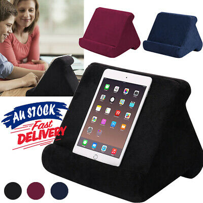 AU15.55 • Buy Tablet Pillow Universal Reading Pillow Pad Laptop Tablet Holder PC Tablet Stand