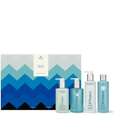 Crabtree And Evelyn  Soulful Source  La Source Gift Set. Brand New. • 65£