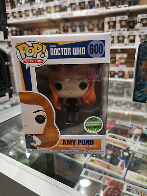 £150 • Buy Doctor Who Amy Pond ECCC 2018 Spring Convention Exclusive POP Figure