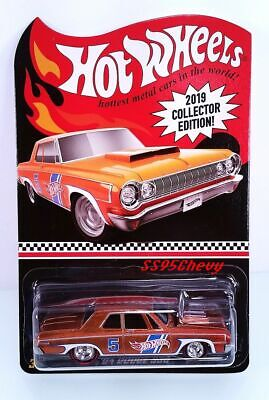 2019 Hot Wheels Kroger Exclusive '64 Dodge 330 Collectors Edition Mail In • 34.90$