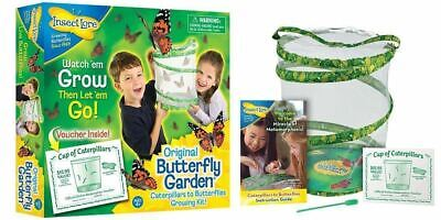 Butterfly Garden By Insect Lore - Grow Your Own Butterflies Live Butterfly  • 26.75£