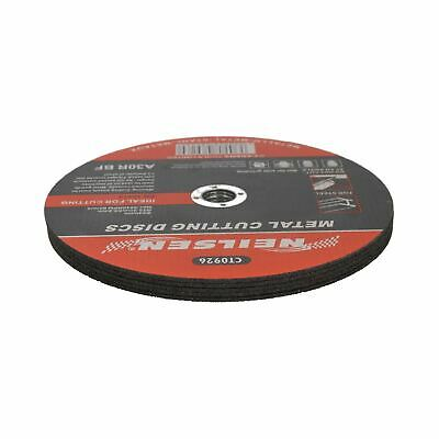 AU54.93 • Buy 9  / 230mm Metal Steel Cutting Discs For 9  Angle Grinders 230mm X 3.2mm 5pc