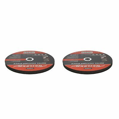 AU131.25 • Buy 9  / 230mm Metal Steel Cutting Discs For 9  Angle Grinders 230mm X 3.2mm 10pc