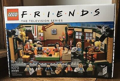 LEGO Ideas Friends Central Perk (6283895) F.R.I.E.N.D.S Lego Set. In Hand • 85$