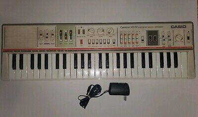 $99.99 • Buy READ! Vintage Casio MT-65 Casiotone Keyboard Piano Synth Analog Beat Synthesizer