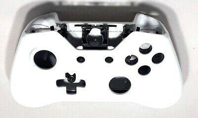 White Controller Shell Compatible With The Xbox One 3.5mm Controller • 9.99$