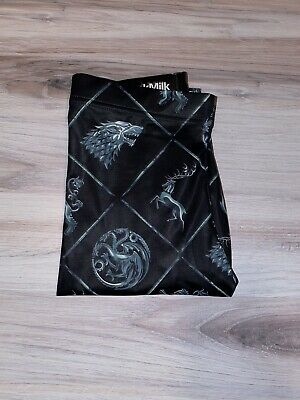 $35 • Buy Black Milk Clothing Game Of Thrones Leggings Size Small