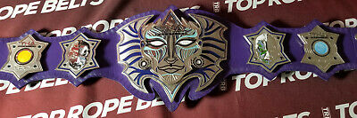$399 • Buy Collector Or Child-Size Jeff Hardy Immortal Title Belt TNA Impact WWE