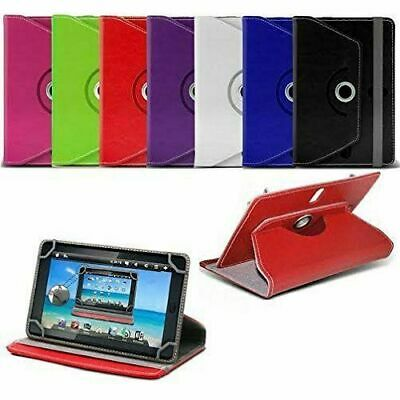Universal Case For Samsung Galaxy Tab A A6 7  8  10.1  Tablet Leather Cover UK • 6.29£