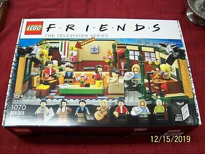 $115 • Buy LEGO Ideas: Friends Central Perk 21319 Brand New Ready To Ship