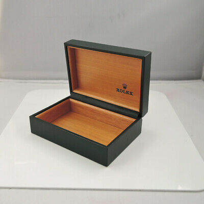 $ CDN52.96 • Buy ROLEX WATCH BOX CASE【NO PILLOW】SUISEE 68.00.2 100%Authentic CZ3123 SA1
