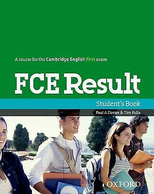 £15 • Buy Revised FCE Result Student's Book