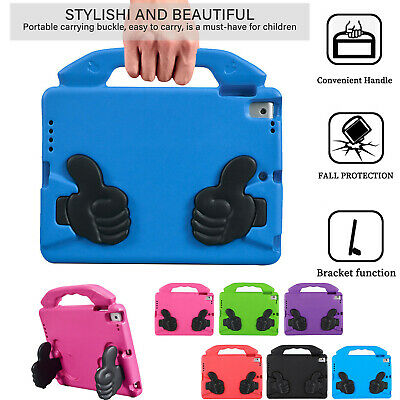 AU29.99 • Buy 2019 Kids Pencil Holder Stand Case Cover For IPad 7th Gen 10.2 Pro 10.5 11 Air 3