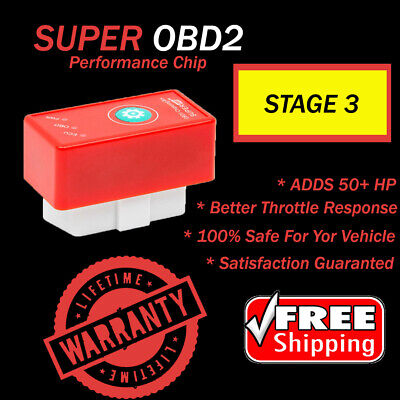 $49.58 • Buy Super Tuner Chip Fits 2005-2007 Ford Five Hundred Power Tuning Programmer