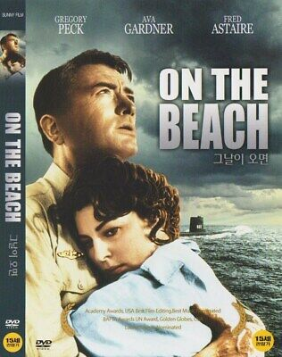 On The Beach (1959) Gregory Peck / Ava Gardner DVD NEW *FAST SHIPPING* • 4.26£