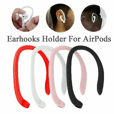 $ CDN3.31 • Buy Strap Holder Wireless Ear Hooks For Apple AirPods  PRO 1 2  Earphone  2019NEW