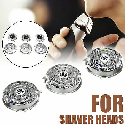 $ CDN13.10 • Buy 3x HQ9 HQ8240 Shaver Razor Head Blade Cutter Replacement For Philips Norelco
