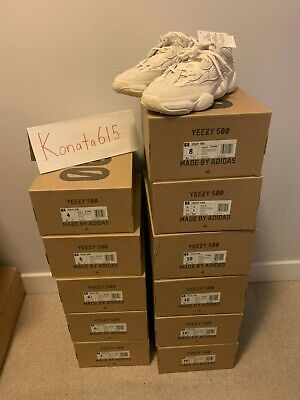 $ CDN330 • Buy Adidas Yeezy Boost 500 Bone White 100% Authentic