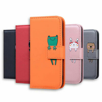 $ CDN6.23 • Buy For Samsung Galaxy S10 S10e S9 S9+ S8 S7 Flip Leather Magnetic Wallet Case Cover