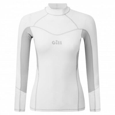 Top   Pro   Rash Vest In Womens Long Sleeve Gill Marine DG-5020W • 42.36£